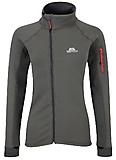Mountain Equipment - Fleece Eclipse Inferno Women Jacket, shadow grey, Gr. 12(M)