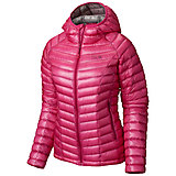 Mountain Hardwear - Daunenjacke Ghost Whisperer Hooded Lady, haute pink, Gr. M