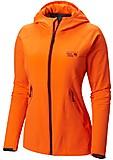 Mountain Hardwear - Super Chockstone Lady Softshell Jacket, navel orange. Gr. M