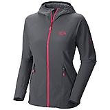 Mountain Hardwear - Super Chockstone Lady Softshell Jacket, graphite. Gr. M
