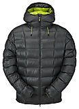 Mountain Equipment - Daunenjacke Lumin Jacket, shadow grey, Gr. S