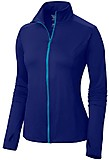 Mountain Hardwear - Butter Full Zip Women Jacket, nectar blue, Gr. S