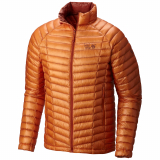 Mountain Hardwear - Daunenjacke Ghost Whisperer, orange copper, Gr. M