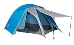 Mountain Hardwear - Kuppelzelt Optic 6 Tent, bay blue