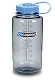 Nalgene - Weithalsflasche Everyday, Loop-Top, 1L, grau