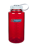 Nalgene - Weithalsflasche Everyday, Loop-Top, 1L, klar