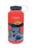 Nalgene - Weithalsflasche Everyday, Loop-Top, 1L, retro pomegranate