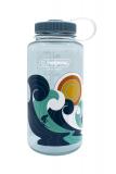 Nalgene - Weithalsflasche Everyday, Loop-Top, 1L, retro seafoam