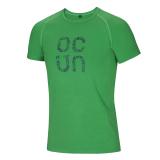 Ocun - Bamboo Tee Gear Mens, spring green, Gr. S