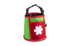Ocun - Boulder Bag, green/red