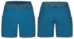 Ocun - Bouldershorts Pantera Shorts Women, capri blue, Gr. XS