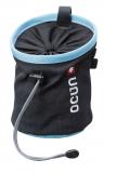 Ocun - Chalk bag Push, black/blue