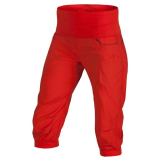 Ocun - Klettercapri Noya Shorts Women, lava red, Gr. L
