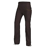 Ocun - Kletterhose Noya Pants Women, dark brown/yellow, Gr. M