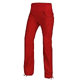 Ocun - Kletterhose Noya Pants Women, lava red/yellow, Gr. M