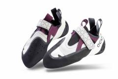 Ocun - Kletterschuh Oxi Lady QC, white/violet, Gr. UK 4,0