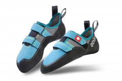 Ocun - Kletterschuh Strike QC Velcro, blue, Gr. UK 15,0