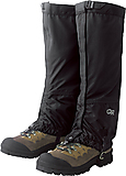 Outdoor-Research - Gamasche Cascadia Gaiters, black, Gr. L