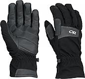 Outdoor Research - Vert Gloves, black/charcoal, Gr. XL