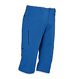 Outdoor Research - Men Ferrosi Softshell 3/4 Pants, glacier, Gr. 34
