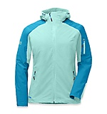 Outdoor Research - Women Ferrosi Softshell Hoody, pool/hydro, Gr. S
