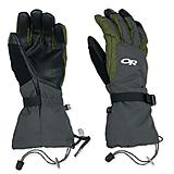 Outdoor Research - Handschuh Ambit Gloves, olive/charcoal, Gr. L