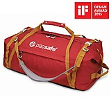 Pacsafe - Duffelsafe AT 80 Carry-on adventure duffle, chili/khaki