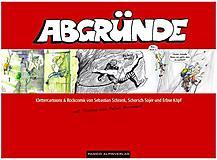 Panico - Abgründe, Klettercartoons & Rockcomix