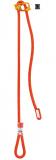 Petzl - Einstellbares Verbindungsmittel / Standpaltzschlinge Connect Adjust, orange