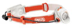 Petzl - Stirnlampe Myo 370 Lumen, weiß/orange