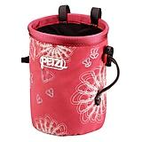 Petzl - Chalkbag Bandi, radiant/cranberryrot, Vorjahresmodell