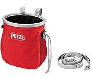 Petzl - Chalkbag Saka, rot, Vorjahresmodell