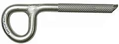 Raumer - Klebehaken Inox AISI 316L Superstar 10mm, Länge 100mm