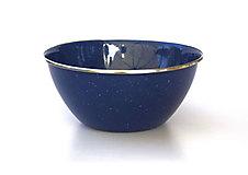 Relags - Emaille Schüssel, 21cm, blau