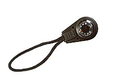 Relags - Reißverschlussverlängerung Thermo Zip, black