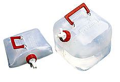 Reliance - Faltkanister Fold-A-Carrier, transparent, 20l
