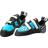 Rock Pillars - Strike QC Velcro, turquoise, Gr. UK 12,0