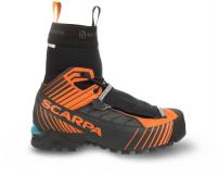 Scarpa - Ribelle Tech OutDry, black/orange, Gr. 46,0