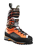 Scarpa - Bergschuh Rebel Ultra GTX, black/orange, Gr. 46,5