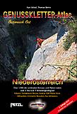 Schall-Verlag - Genusskletter-Atlas Österreich Ost, Niederösterreich