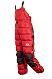 Sir Joseph - Expeditions-Daunenhose Rak 10, red, Gr. L