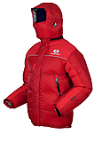 Sir Joseph - Expeditions-Daunenjacke 8000 Jacket II, red, Gr. XL