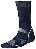 Smartwool - PhD Outdoor Medium Crew, navy, Gr. XL