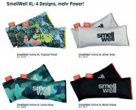 SmellWell - Dufterfrischer Trocknungskissen Active XL, Black Stone