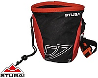Stubai - Chalkbag Vuvuzela II, rot/schwarz