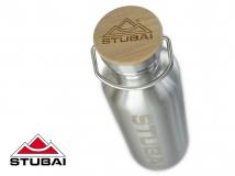 Stubai - Trinkflasche Edelstahl Flask, 750 ml