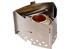 Trangia - Triangle Leichtgewichtskocher für Betrieb mit Spiritus oder Gas