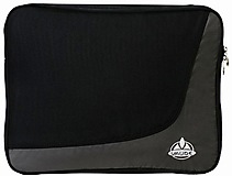 VauDe - Laptop-Schutzhülle Ellipse M, black/anthracite