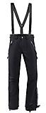 VauDe - Softshellhose Men Platta Pants, black, Gr. 46