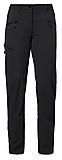 VauDe - Softshellhose Women Valluga Touring Pants, black, Gr. 40